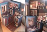 Dollhouse kitchen - Part 1