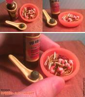 Miniature: Hokkien noodles by fiat500S