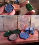 Miniature: Plates and Bowls