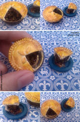 Miniature: Steak Pie