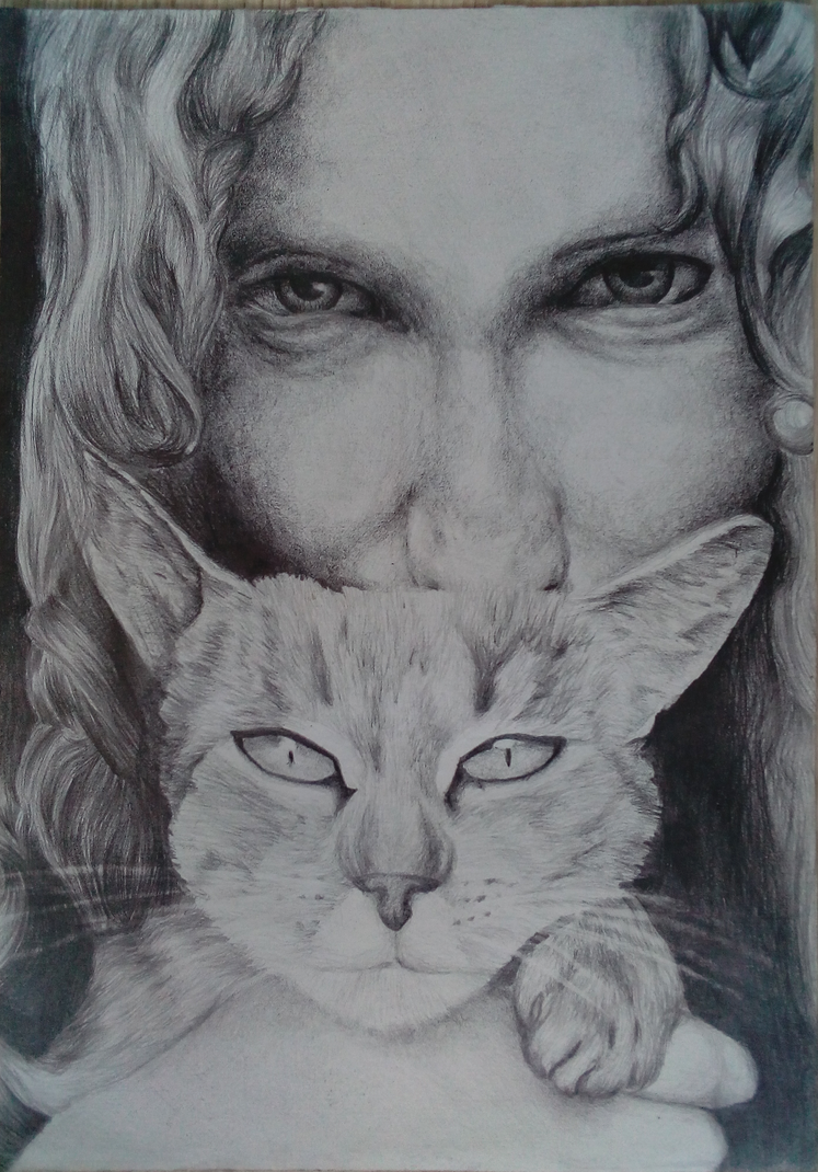 Portrait by Eshaerg