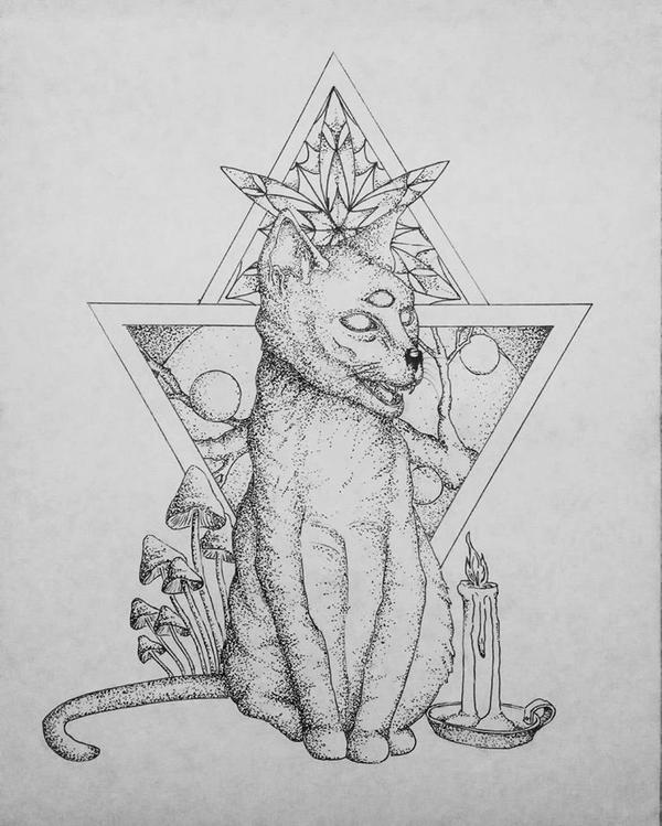Cat :3 by Eshaerg