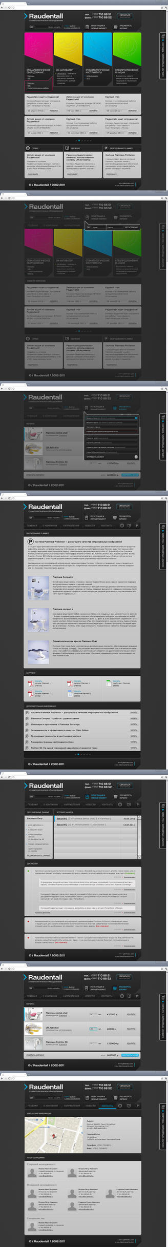RDNT Interface B by ahillesus