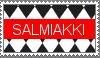 Stamp: SALMIAKKI by NyooNyoo