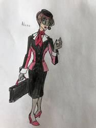 Alexa, Fleur's Posh Publicist