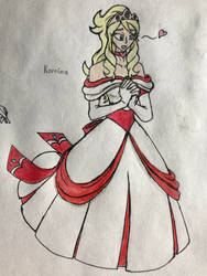 Korrina, Princess of the Fleur Syndicate