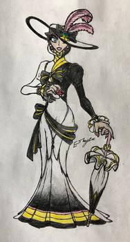 Diantha, Chairwoman of Fleur Syndicate
