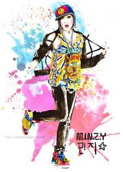 M.I.N.Z.Y 2NE1