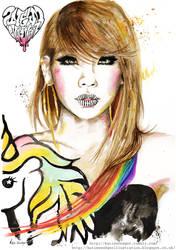 2NE1 New Evolution- CL