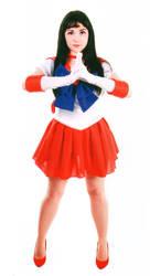 Fire soul! Sailor Mars (MCMExpo Oct 2012)