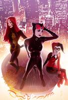 Gotham City Sirens by WScottForbes