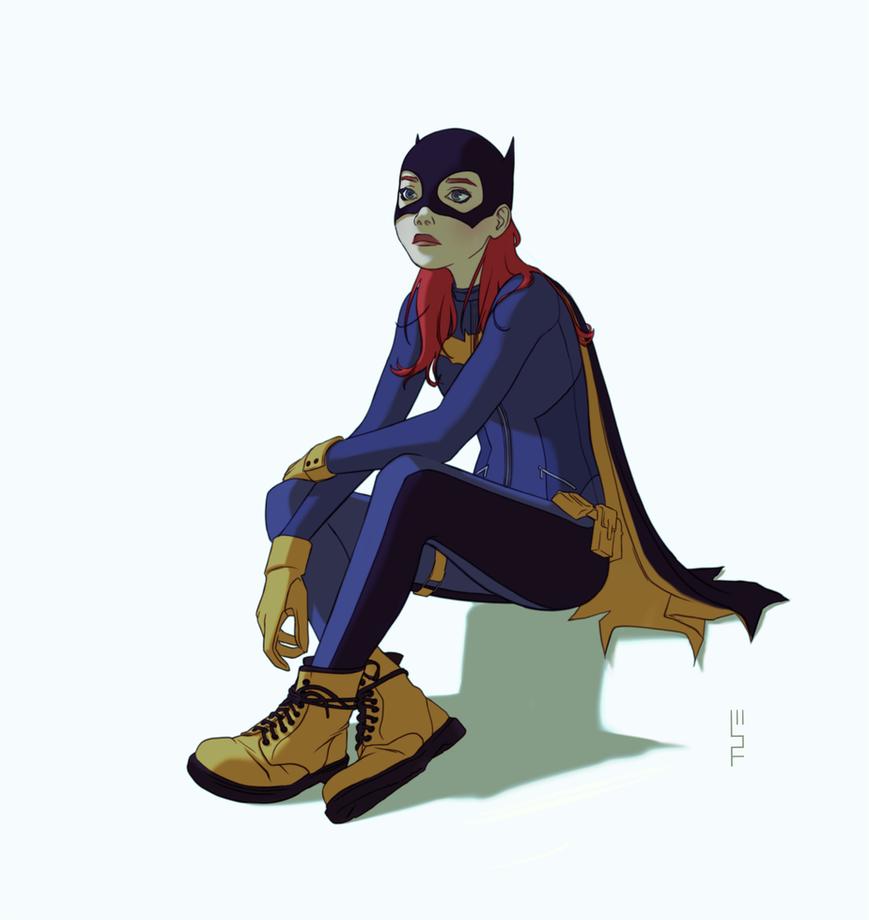 Batgirl by WScottForbes