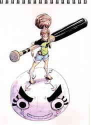 Bigbat Bigball by Mohsqi