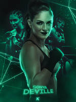 Sonya Deville by shadykt26