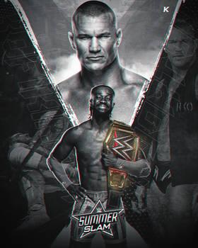Orton VS Kingston