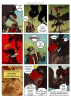 Ronin Blood 17 by EMPAYAcomics