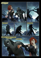 Of Monsters and Men 19 by EMPAYAcomics
