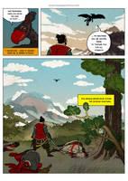 Ronin Blood 18 by EMPAYAcomics