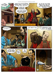 Ronin Blood, issue3, page 46 by EMPAYAcomics