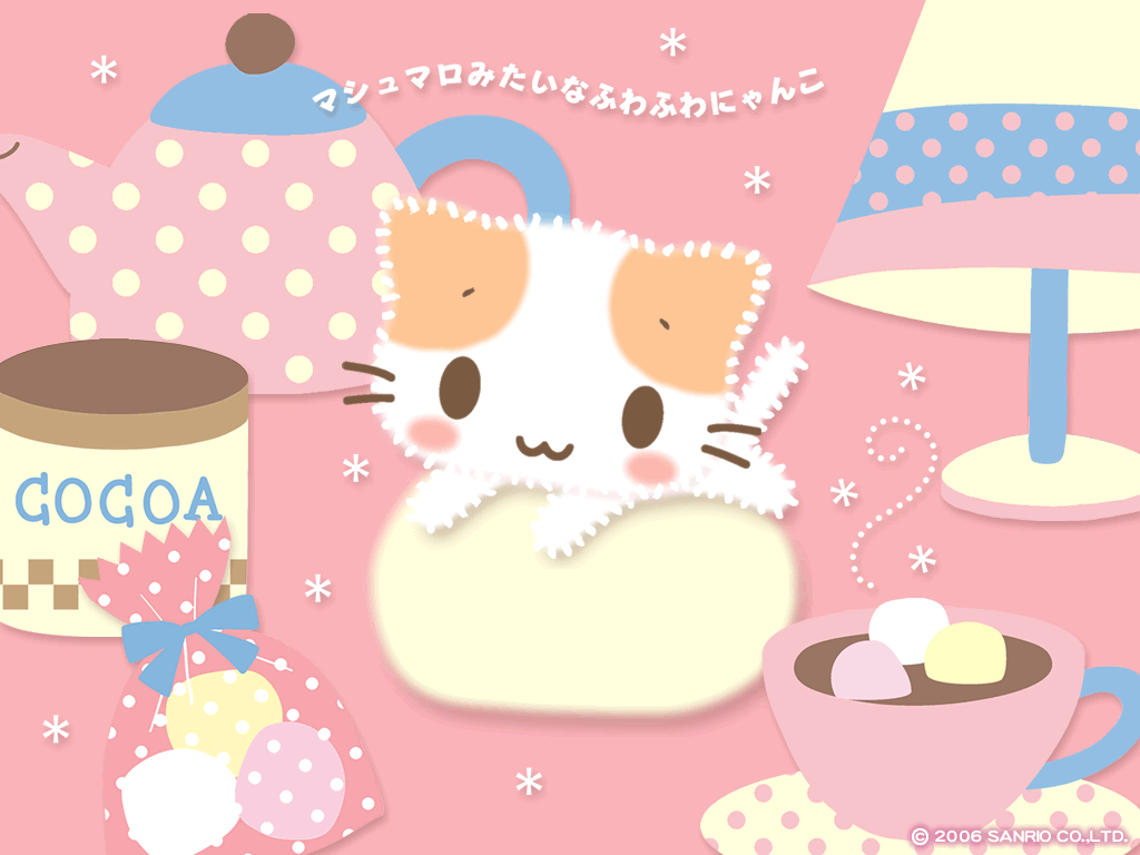 wallpaper kawaii
