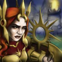 FAVORITE VIDEO GAME CHARACTER by gandarewa