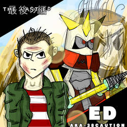 THE LAST ED by AKA-38CAUTION