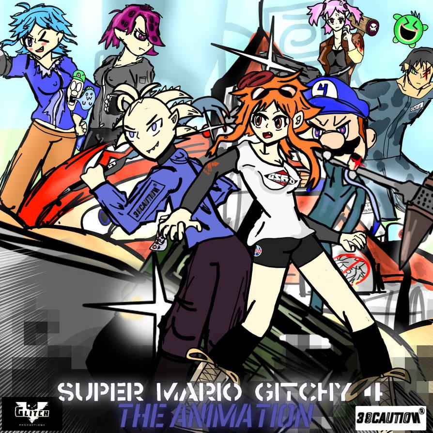 S.M.G 4 THE ANIMATION (Anime Arc)