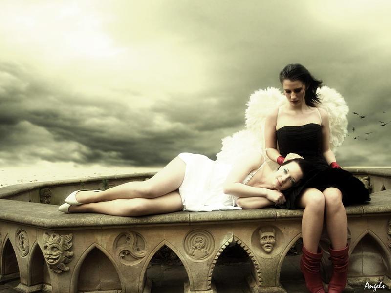 Angels by DEIVIONIC