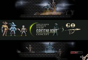 Greenlight concept - Mazgeon by dokitsu