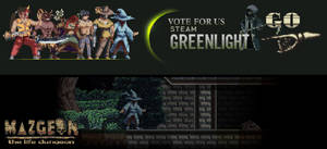 Steam greenlight - Mazgeon by dokitsu