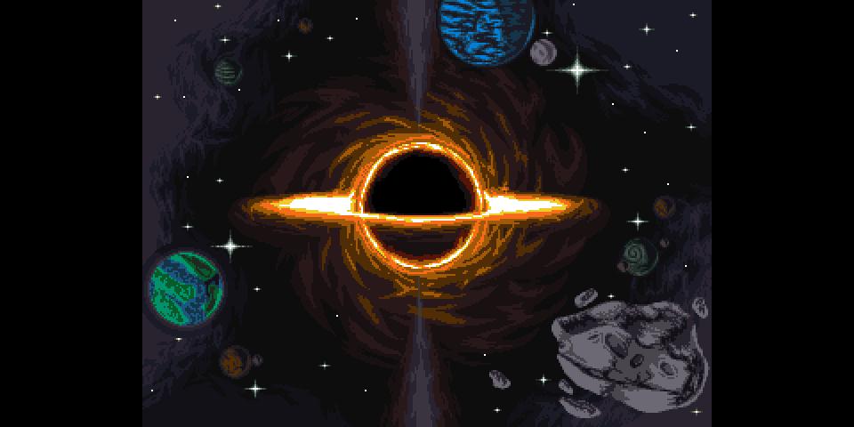 BlackHole by dokitsu