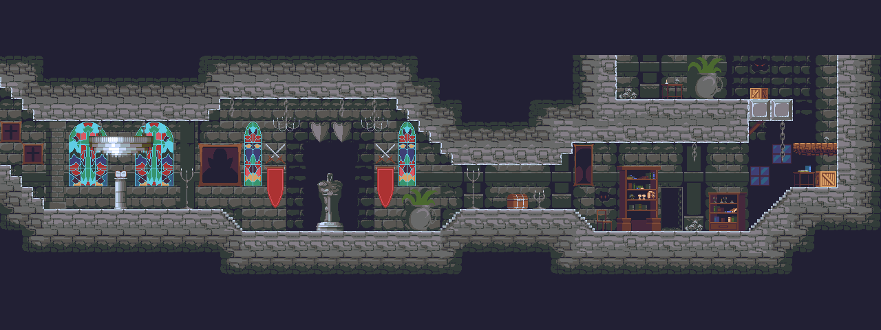 DungeonTiles by dokitsu