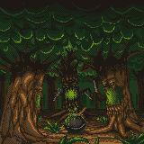 Tree Treants Eating 33 by dokitsu