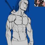 Warrior Animated Gif by fradarlin