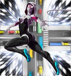 Spider Gwen Stacy
