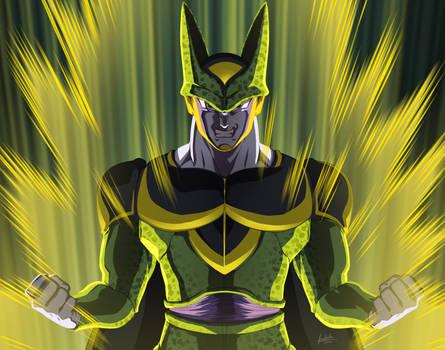 Puny Gnats!! Cell - Dragon Ball Z