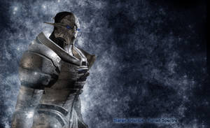 Saren Wallpaper - Mass Effect