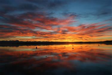 Perfect Sunset by igryk