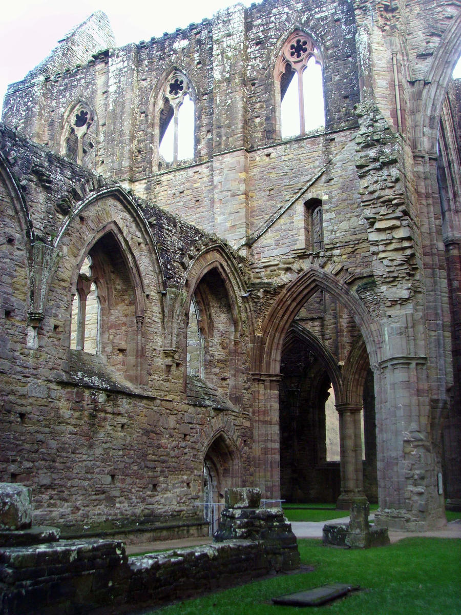 the evolving of tintern abbey during five years Lines composed a few miles above tintern abbey, on revisiting the banks of the wye during a tour july 13, 1798 five years have past five summers, with the length.