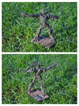 Groot Treeman Conversion