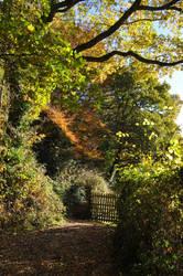 Path to Offa's Dyke