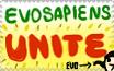 Evosapiens UNITE Stamp by Inuyashafan001