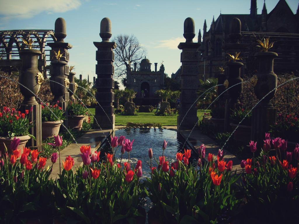 Paradise Gardens by cherrycake10