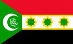 Design Flag. Islamic Republic Of Iraq. No3