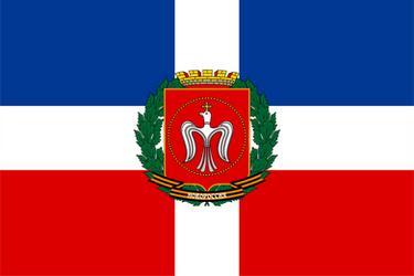 Design Flag. Novorossiya (confederation). by resistance-pencil