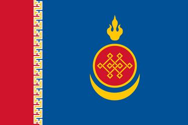 Design Flag. Mongolian People's Republic. No1 by resistance-pencil