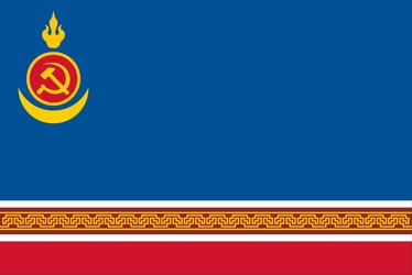Design Flag. Mongolian People's Republic. No2 by resistance-pencil