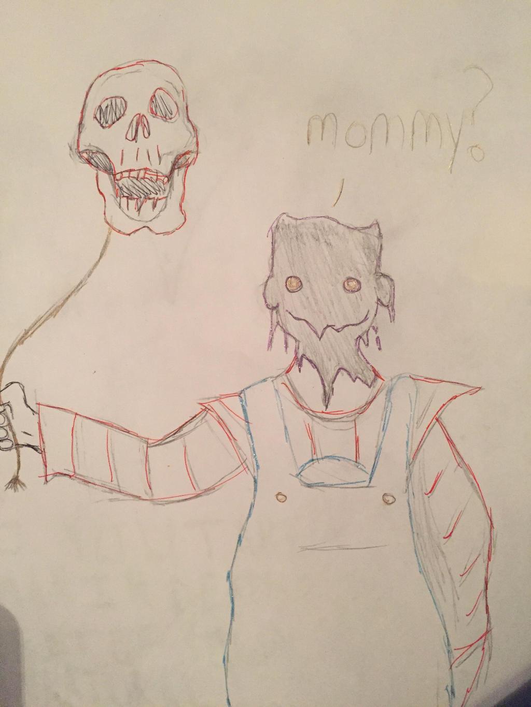Mommy? by hambo325