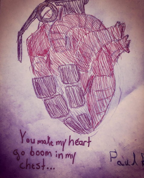 You Make My Heart Go Boom In My Chest by hambo325 on ...You Make My Heart Go Boom Boom