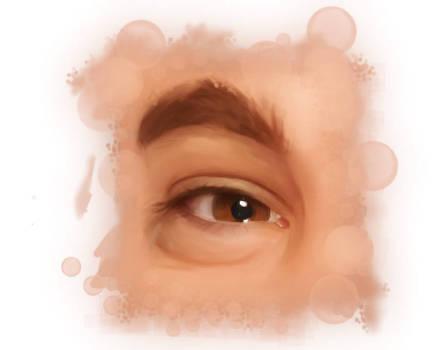 Tyler Joseph's Eye